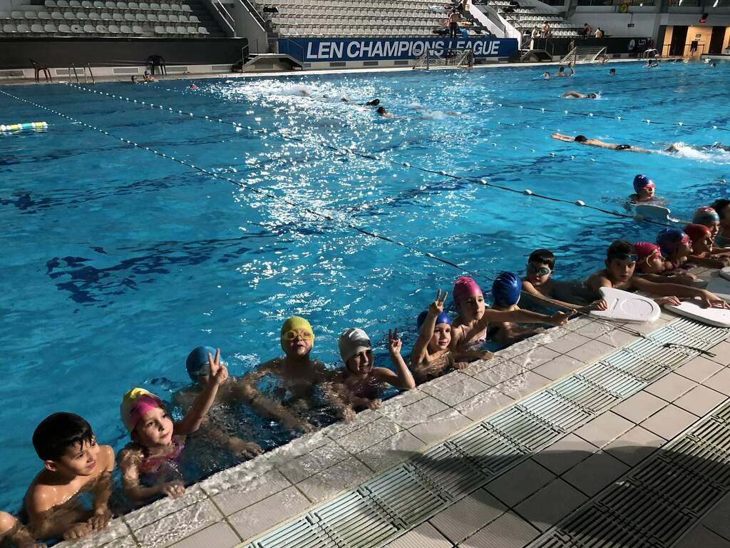 škola Plivanja Bazen 25maj Plivački Klub Swim Way Beograd
